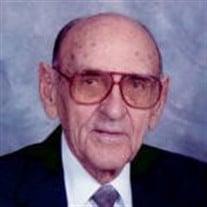 """Raymond  P. """"Buck"""" Nausley"""