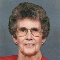 Mrs. Cora Varner Maness
