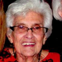 Bertha M. Hebert