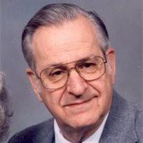 """Rudolf H. """"Rudy"""" Stein"""