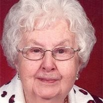 Mary Alice Ruhl Burgette