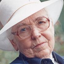 Mary Idell Berrong