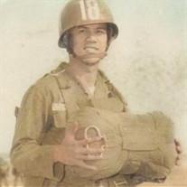 Sgt. 1st Class Ricardo Cortez