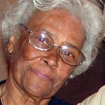 Mrs. Addie  Perkins Marshall