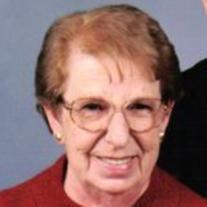 Mrs. Florette (Flo) J. Dupuis