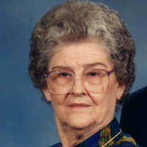 Flora Mae Jones