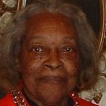 Mrs. Ernestine Mouton