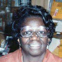Mrs Rosetta J Simpson