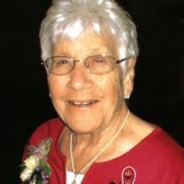 Mrs. Alvina Nicklyn