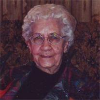 Harriet Shervey Obituary