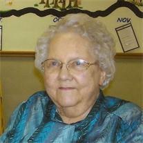 Florence Bernice Bird Obituary