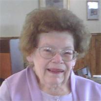 Margaret Rose Lowry Obituary