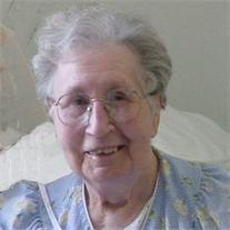 Frances E. Fruit Obituary