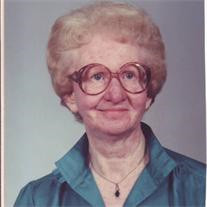 Doris V. Moessner Obituary
