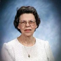 Mrs. Clementine M. Hill