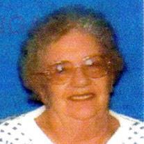 Mrs. Mona Ann (Leichner) Ware