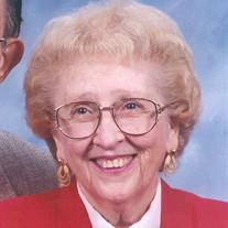 Mrs. Doris Larraine Zetty