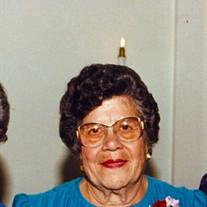 Mrs. Rachel C. Hayden
