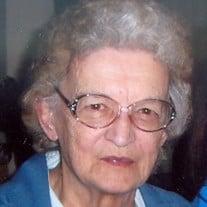 Mrs. Elaine L. Ward