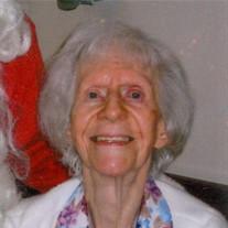 Marjorie V. Millen