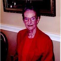 Mrs. Katie Sue Bell