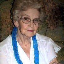 Mrs. Dorothy May Wylie Williams