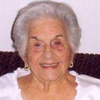 Mrs. Margie Schooley Chapman