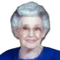 Mrs. Mary Magdalene McCarthy