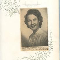Mrs. Dorothy Ann Feazle