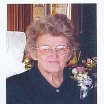 Mrs. Anna Belle Boehm