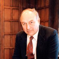 Mr. Donald Armin Blome