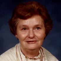 Alma Lee Melson Hopper