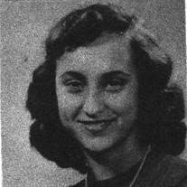June Benton Chancey