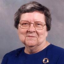 Mrs. Beatrice Brumble Gibbs