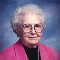 Freda Irene Forster
