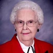 Mae A. Stumbo Borgert