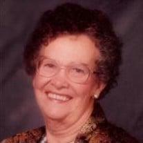 Alice Lavengie Tilley