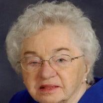 "Edna ""Millie"" Kline"