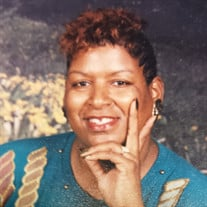 "Mrs. Velvet  Jan ""Davis"" Gray"