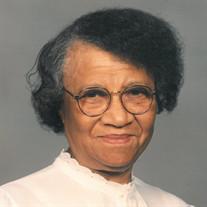 Ms. Harriet Bacon