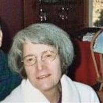 Mrs Elizabeth R Reed