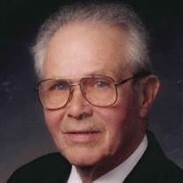 """Bernard M. """"Bernie"""" Harrison"""