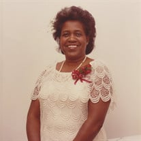Mrs. Jennie Mae Leathers Lomax