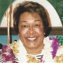 Elwina  Shirley Pualani  Keomaka
