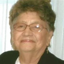 Mrs. Retha Estep Baker