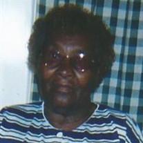 Willie Mae Edwards