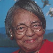 Ms Rosetta Brown Williams