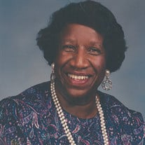 Deaconess Mildred Sawyers Clemons Hogan