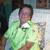 Mrs. Mary Ann Turpen Littrell