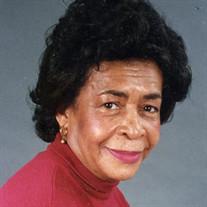 Mrs. Mary Lee Mayo